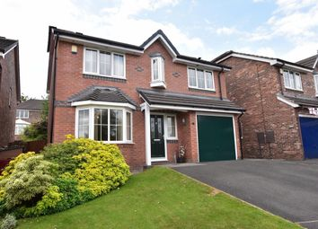 Thumbnail 4 bed detached house for sale in Hendry Lane, Blackburn