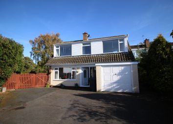 Thumbnail 4 bed detached house for sale in Brookside Gardens, Shrewsbury, Shropshire