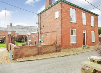 Thumbnail 3 bed detached house for sale in Pinfold Road, Upwell, Wisbech