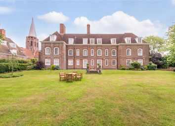 Thumbnail 4 bed flat for sale in South Square, Hampstead Garden Suburb, London