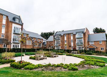 Thumbnail 3 bed flat for sale in Plot 163, Sanderling House, Millbrook Village, Exeter, Devon