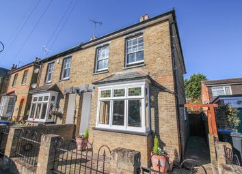 Thumbnail 3 bed semi-detached house for sale in Bury Road, Old Harlow