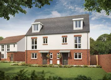 """Thumbnail 4 bed semi-detached house for sale in """"The Leicester"""" at Par Four Lane, Lydney"""