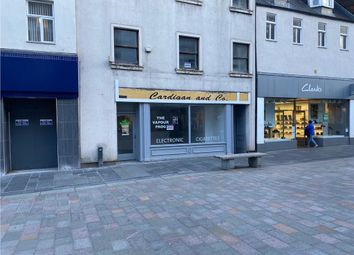 Thumbnail Commercial property to let in 139 High Street, Perth