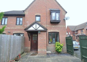 Thumbnail 1 bed semi-detached house for sale in Fallow Field, Fleet
