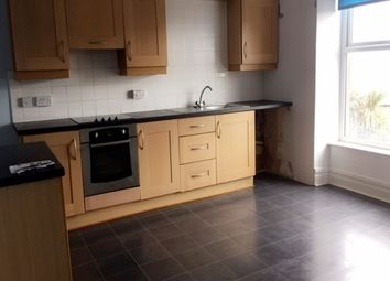 Thumbnail 3 bed flat to rent in High Street, Criccieth