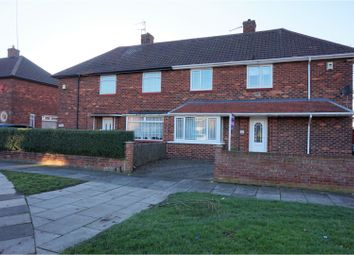 Thumbnail 3 bed semi-detached house for sale in Cavendish Road, Beechwood, Middlesbrough