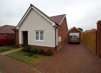 Thumbnail 2 bed bungalow to rent in Simpkin Close, Melton, Woodbridge