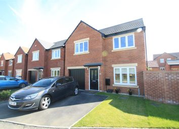 Thumbnail 4 bed detached house for sale in Lime Avenue, Sapcote, Leicester