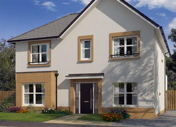 "Thumbnail 4 bedroom detached house for sale in ""The Tetbury"" at Bowmont Terrace, Dunbar"