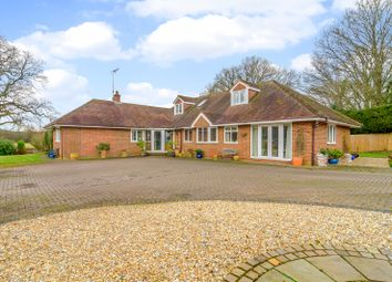 Thumbnail 5 bed detached house for sale in Stroud Common, Shamley Green, Guildford
