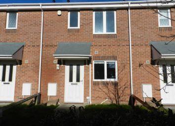 Thumbnail 2 bed terraced house for sale in Meadow Close, Preesall, Poulton-Le-Fylde