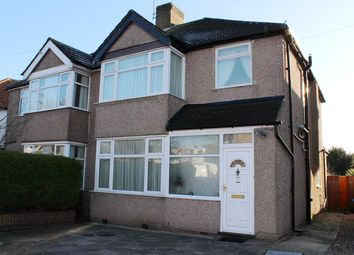 Thumbnail 3 bed semi-detached house for sale in Park Crescent, Harrow Weald
