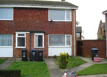 Thumbnail 2 bed semi-detached house to rent in Cedar Close, Margate