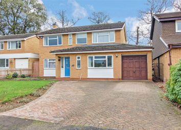 Thumbnail 4 bed detached house for sale in Fydell Court (Woodlands Estate), Priory Park, St Neots