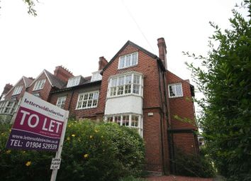 Thumbnail 2 bedroom flat to rent in The Avenue, York