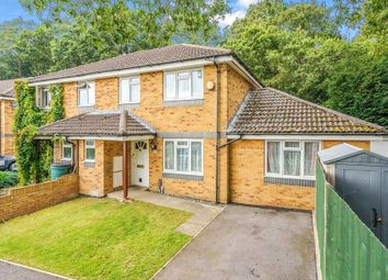 Thumbnail 4 bed semi-detached house for sale in Diana Close, Emsworth, Hampshire