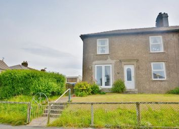 Thumbnail 3 bed semi-detached house for sale in Haig Avenue, Bransty, Whitehaven