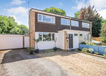 Thumbnail 3 bed semi-detached house for sale in Fleming Close, Farnborough