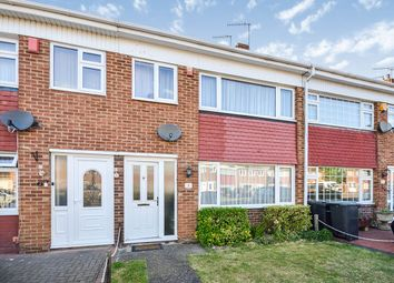 Thumbnail 3 bed terraced house for sale in Vauxhall Close, Northfleet, Gravesend, Kent