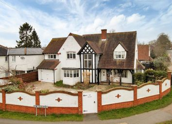 Thumbnail 5 bed detached house for sale in Great Bowden Road, Market Harborough