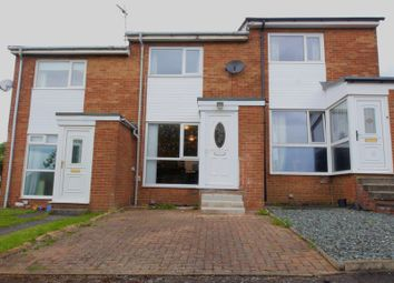 Thumbnail 2 bed terraced house for sale in Malvern Court, Newcastle Upon Tyne