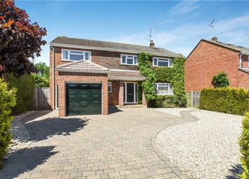Thumbnail 5 bed detached house for sale in Beaconfield Road, Yeovil, Somerset