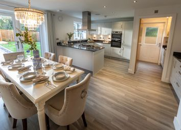 Thumbnail 4 bedroom detached house for sale in Chestnut Drive, Louth
