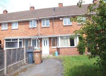 Thumbnail 3 bed terraced house for sale in Margam Crescent, Walsall