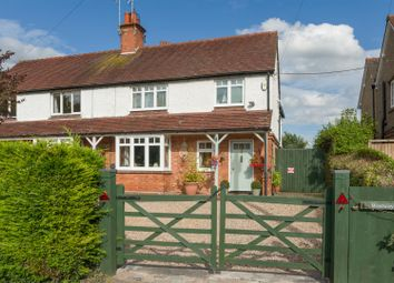 Thumbnail 3 bed semi-detached house for sale in Wolverton, Snitterfield, Stratford Upon Avon