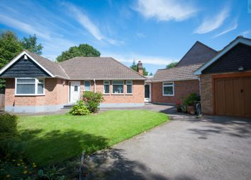 Thumbnail 3 bed detached bungalow for sale in Rectory Road, Sutton Coldfield