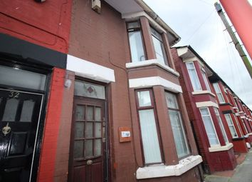 Thumbnail 2 bed property for sale in Hinton Street, Litherland, Liverpool