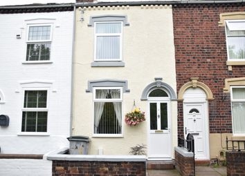 Thumbnail 3 bed terraced house for sale in West Parade, Mount Pleasant, Stoke-On-Trent