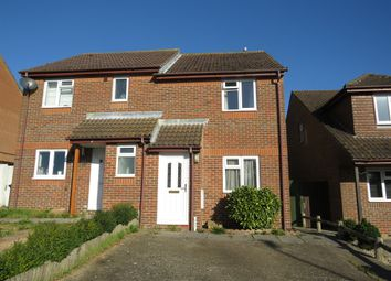 Thumbnail 2 bed semi-detached house for sale in Mallards Road, Bursledon, Southampton