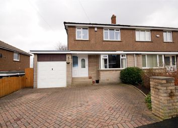 Thumbnail 3 bed semi-detached house for sale in Healey Wood Road, Rastrick, Brighouse