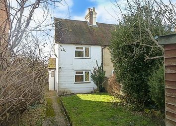 Thumbnail 3 bed end terrace house for sale in Borough Road, Petersfield