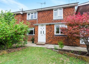Thumbnail 2 bed maisonette for sale in The Pastures, Kings Worthy, Winchester