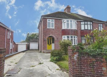 Thumbnail 3 bed semi-detached house for sale in Home Drive, Yeovil