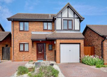 Thumbnail 4 bed detached house for sale in Buzzard Close, Hartford, Huntingdon.