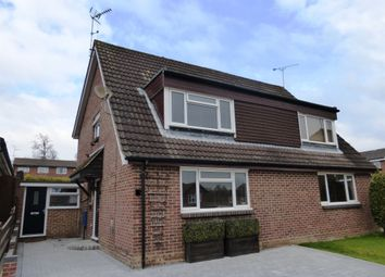 Thumbnail 3 bed semi-detached house for sale in Cranston Way, Crawley Down, Crawley