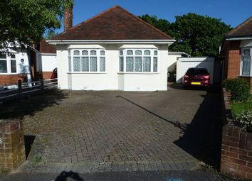Thumbnail 3 bed detached bungalow for sale in Broughton Close, Redhill, Bournemouth