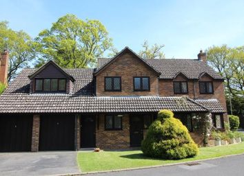Thumbnail 5 bed detached house for sale in Clifton Gardens, Ferndown