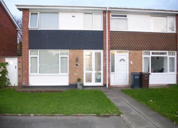 Thumbnail 3 bed property to rent in Foredrove Lane, Solihull