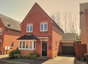 Thumbnail 3 bedroom detached house for sale in Priory View, Langstone, Newport