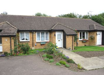 Thumbnail 2 bed terraced bungalow for sale in Mill Close, Buntingford