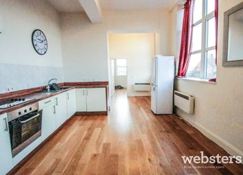 Thumbnail 2 bed flat for sale in Northumberland Street, Norwich