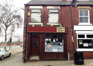 Thumbnail Restaurant/cafe for sale in Pontefract WF8, UK