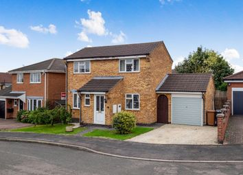 Thumbnail 3 bed detached house for sale in Framland Drive, Melton Mowbray