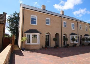 Thumbnail 4 bed town house for sale in White Hart Lane, Soham, Ely