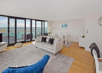 Thumbnail 3 bed flat for sale in Ocean Way, Southampton